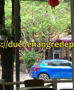 Những mẫu dù che nắng che mưa quán cafe hàng đầu tại TP.HCM