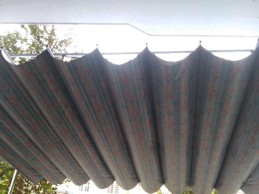 Giá mái hiên di dộng nha trang bao nhiêu, bạt mái che Nha Trang