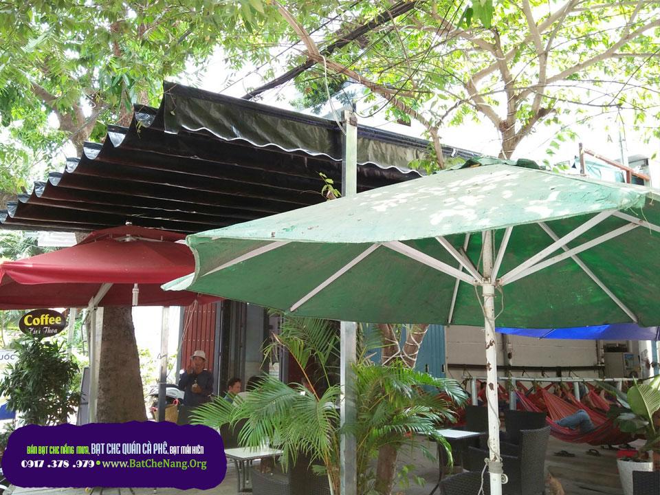 Mẫu Mái Hiên Mái Che Đẹp Cho Quán Cafe Đẹp Hiện Đại 2020, Mái Xếp Lượn Sóng Quán Cà Phê